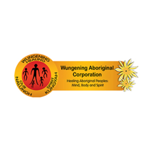 wungening aboriginal corporation logo