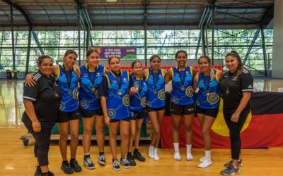 Indigenous Basketball Talent Shines